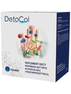 DetoCol- 90 kapsułek