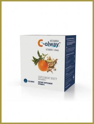VITAMIN C-OLWAY  100 capsules