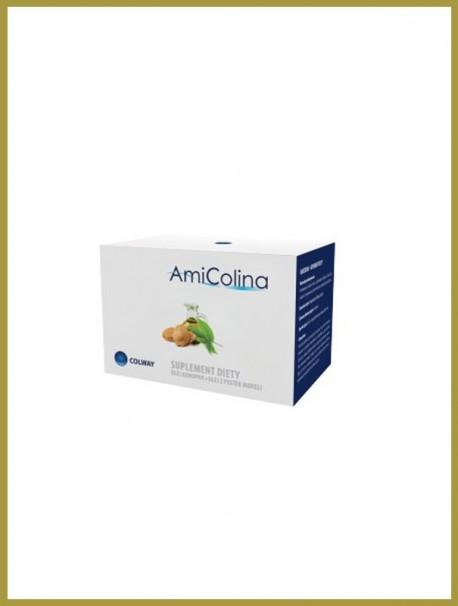 AmiColina (apricot kernel oil + hemp oil) 60 capsules