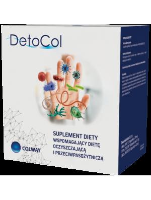 DetoCol- 90 kapsułek...
