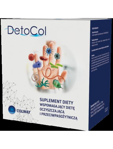 DetoCol- 90 kapsułek wkrótce w sprzedaży