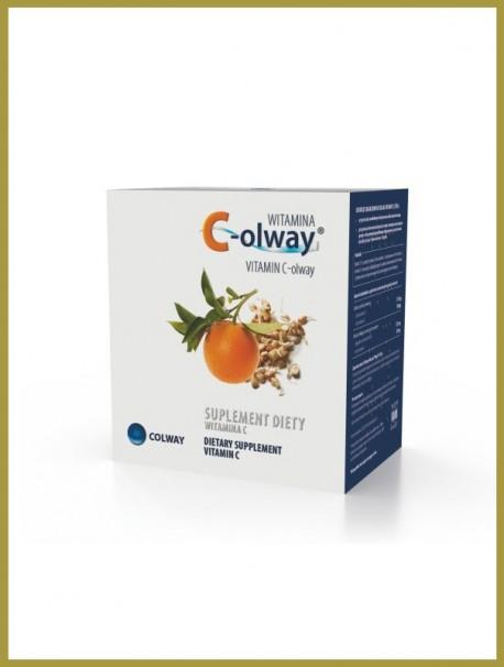 Witamina C-olway 100 kapsułek